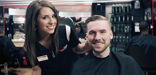 Sport Clips Haircuts of Jacksonville - St John's Town Center Haircuts
