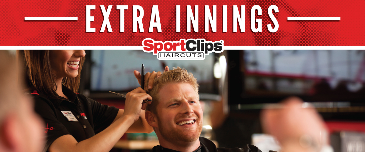 The Sport Clips Haircuts of Jacksonville - St John's Town Center Extra Innings Offerings